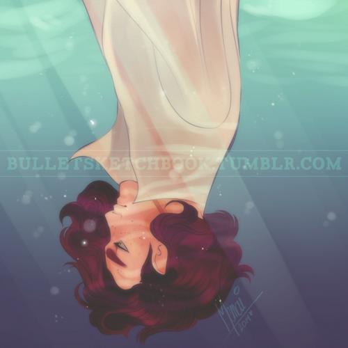 drowning by memai-kins