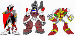 TFA 'Monsterbots'