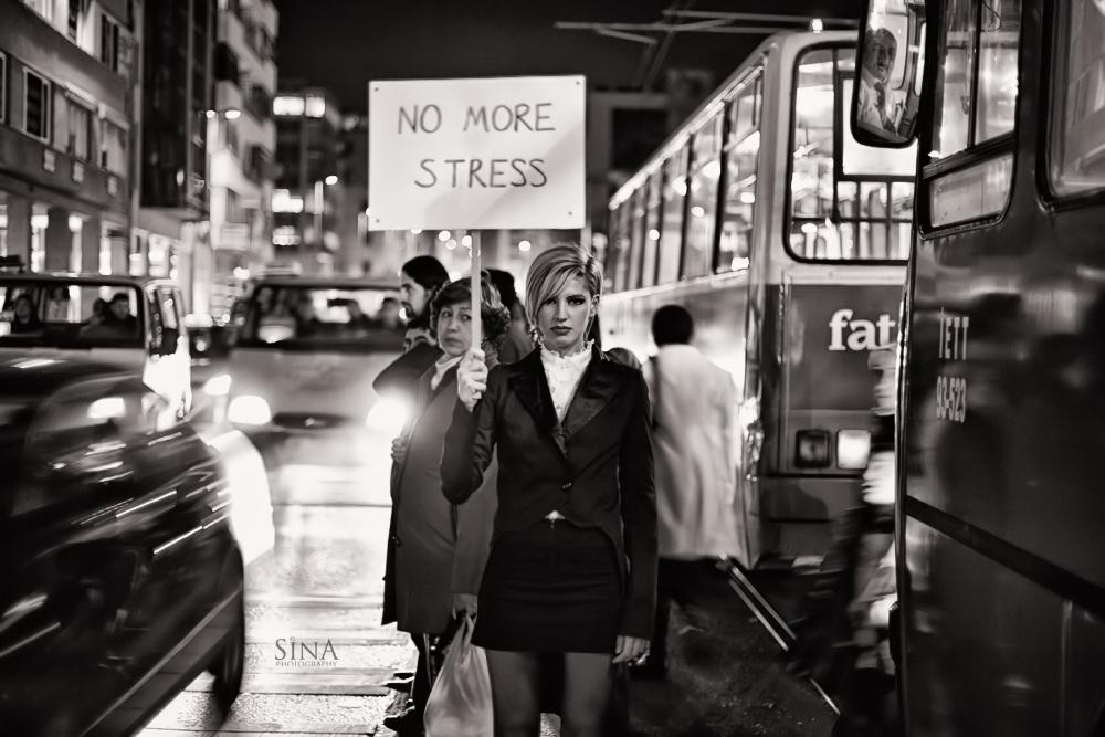 No More Stress Bonus by sinademiral