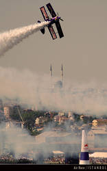 Red Bull Air Race by sinademiral