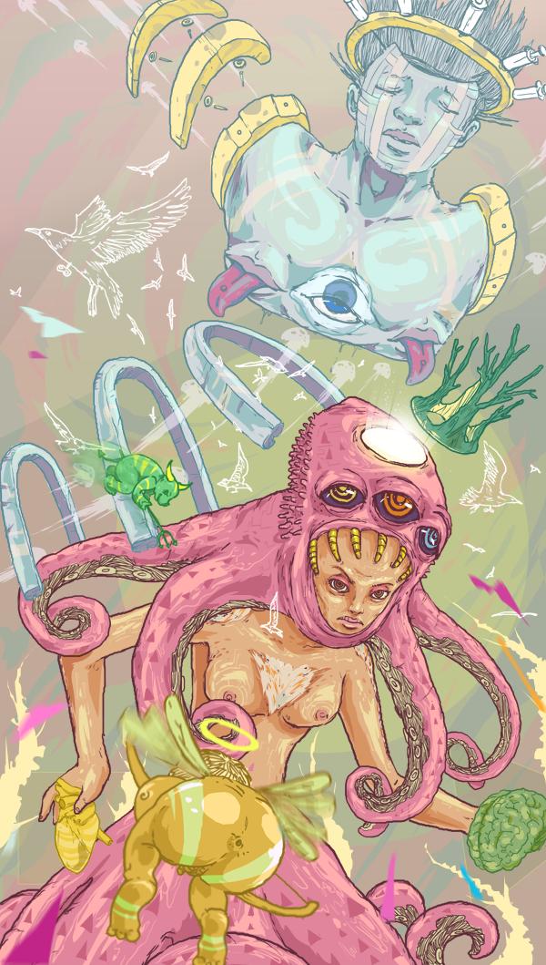 Drowned by Revenge by kurtmorrisrojas