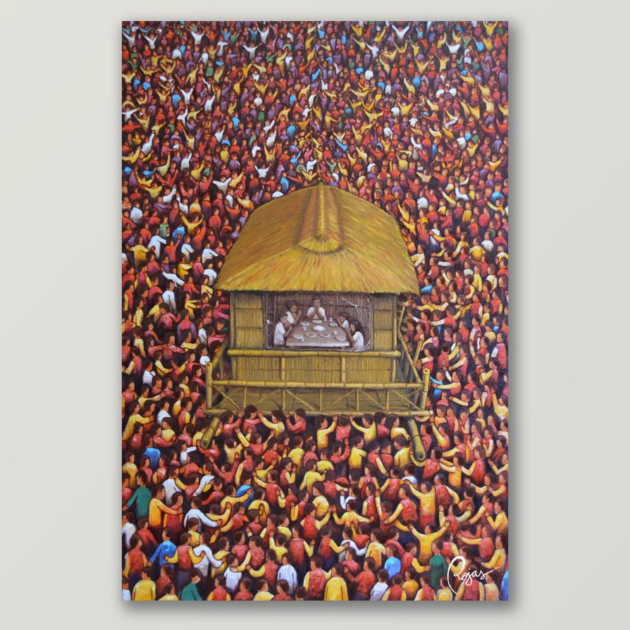 Gathered by Faith by kurtmorrisrojas