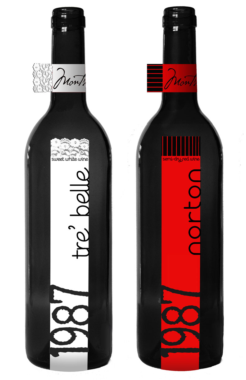 Wine Bottle Design by Popsicles on DeviantArt