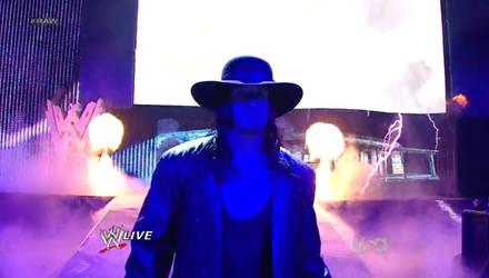 undertaker wwe by Barry11crona