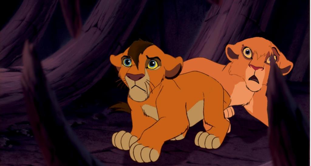 The lion king vitani and kopa - photo#25