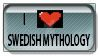 Swedish mythology love stamp by StephaniaArts