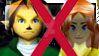 I dislike link x malon stamp by StephaniaArts