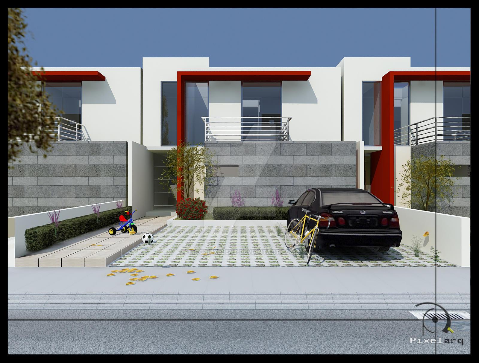 TIPE HOUSE_COTO SAN JUAN by ARCHIEXELENT