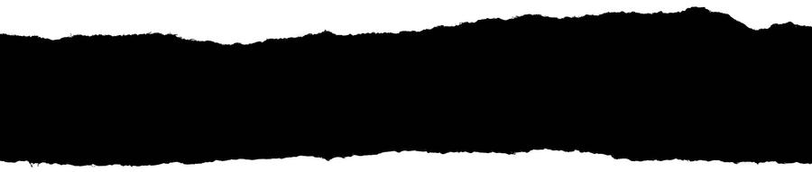 black wallpaper border