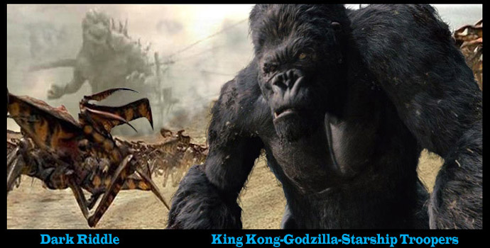 monster culture in king kong Think king kong is the baddest movie monster out there not even close.