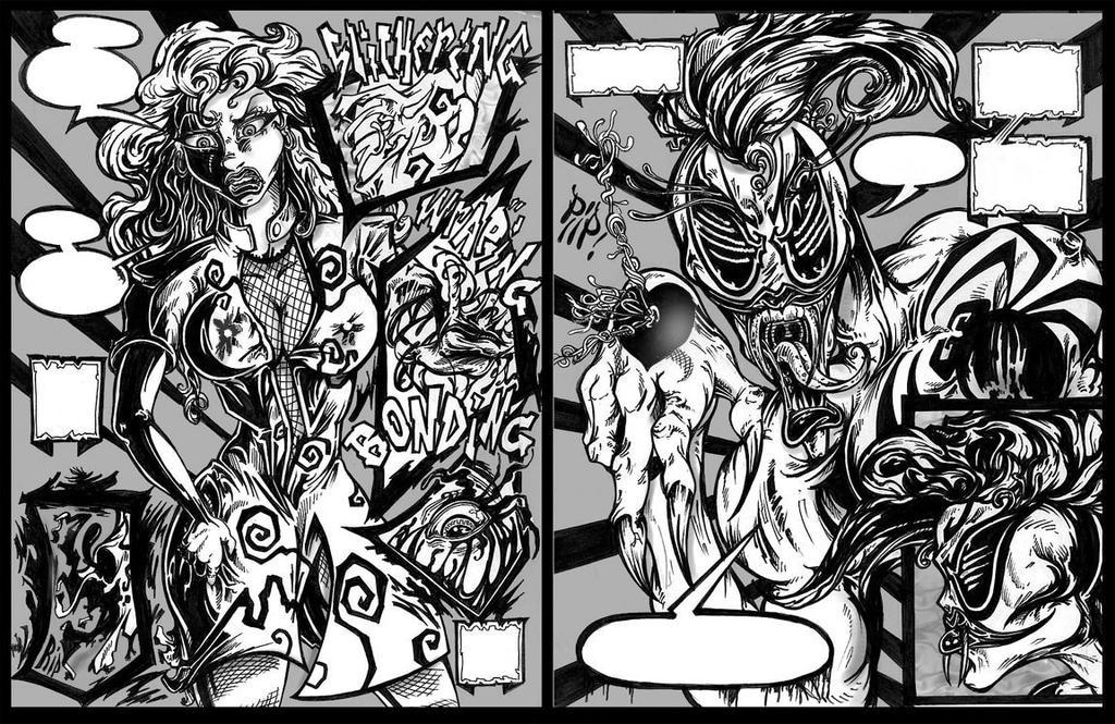 Mary Jane Symbiote by darkriddle1 on DeviantArt