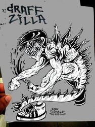 Graffzilla B.Boy