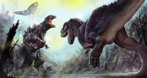Shin Godzilla vs Vrex
