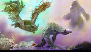 Camazots Hunts in the Mists of Skull Island