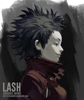 ADVANCE WARS- Lash