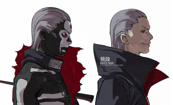 NARUTO- Hidan by fisher903