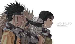 NARUTO- Team Dosu