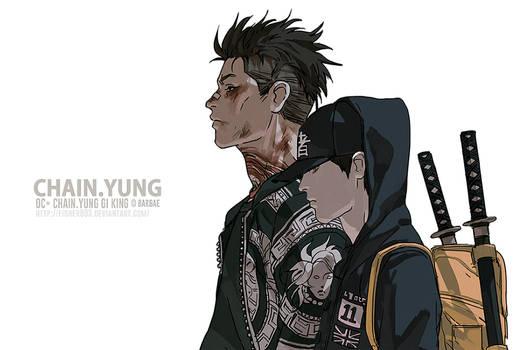 [CM] OC- Chain + Yung