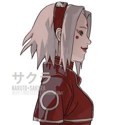 NARUTO alt+ Sakura