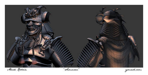 Samurai I by Mr-Vicious