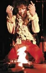 Jimi Hendrix by SlasH19872018