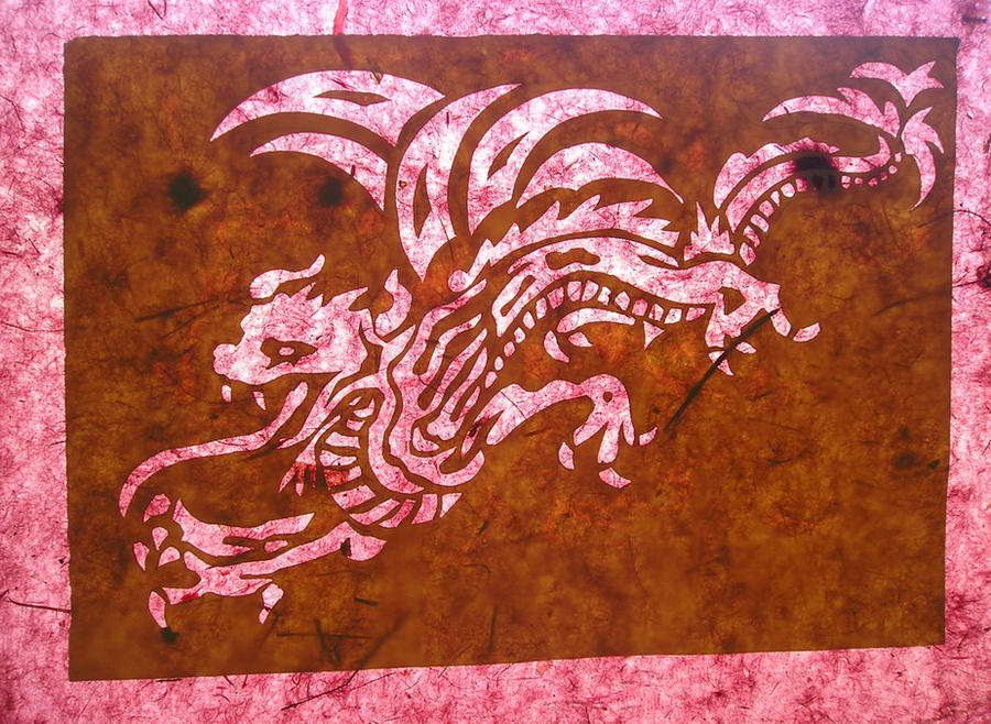 Dragon by vjnnyP