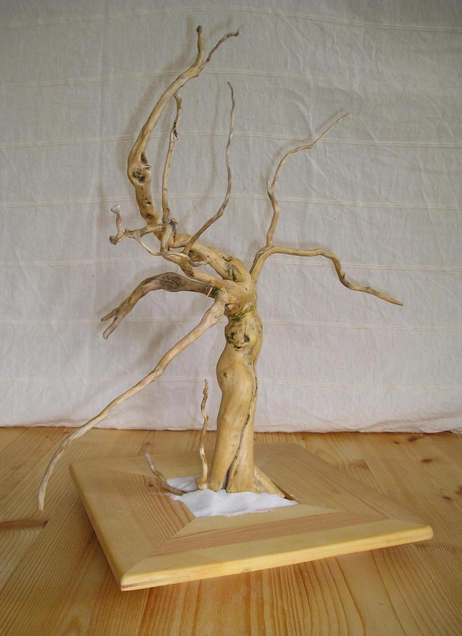 Woman Tree by vjnnyP