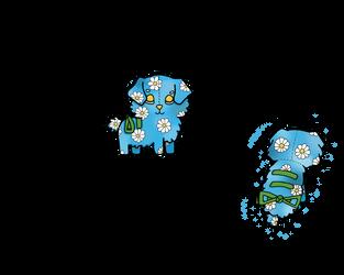 MYO Stitchpuppy Entry by TheCrystal-Chan