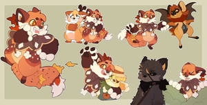 Comm : Sketchpage Felicity