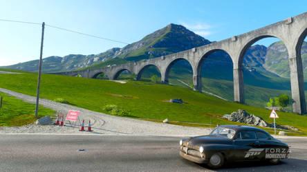 Mercury Coupe Landscape 1