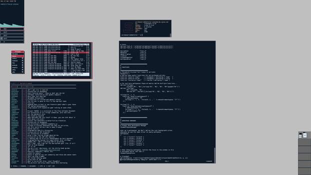 [CTWM] slackware current + pkgsrc