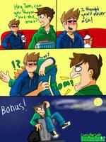Throwin' out the Matt by ComicArtistWinna