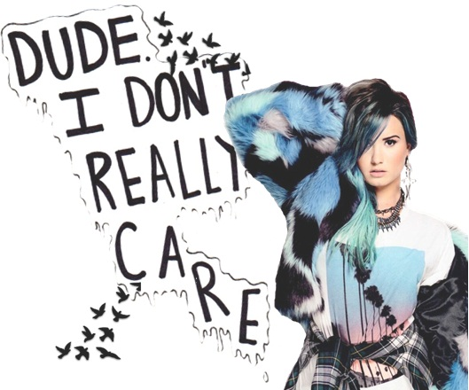 Demetria Lovato Wallpaper2 by Sasxi