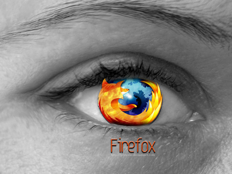 Eye On Firefox v2.o by jpfrizzle
