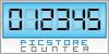 Picstore counter v2 by kasbandi