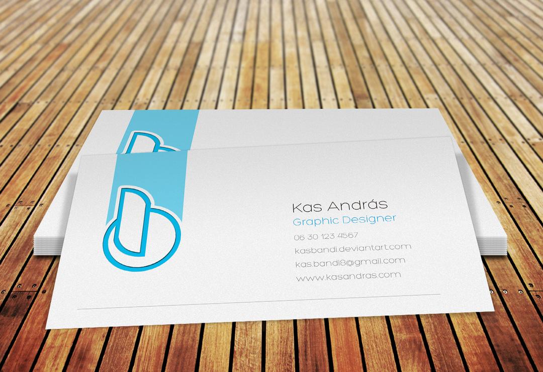 Bandi Business card mock up design by kasbandi