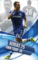 Adidas25 Chelsea John Terry avatar by kasbandi