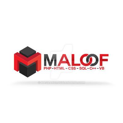 Maloof Logo V1 by kasbandi