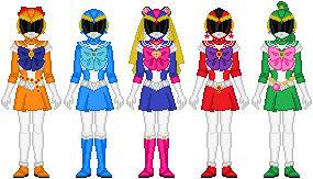 Sailor Rangers