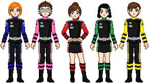 SPD galaxy Uniform by Toshi-san