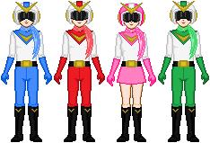 Kokkei Sentai Dobutsuranger by Toshi-san