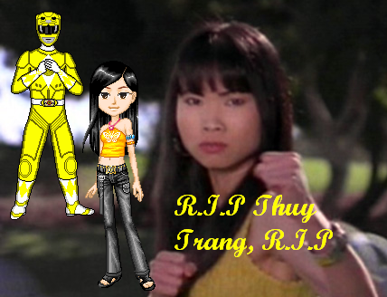 Car Accident Yellow Power Ranger Car Accident