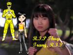 In Memory of Thuy Trang,