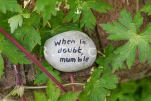 mumblemumblemumble by Rhiallom