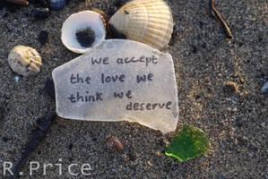 How Much Do You Deserve? by Rhiallom