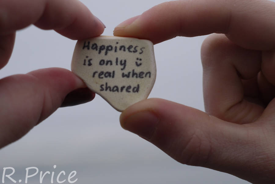 Real Happiness by Rhiallom