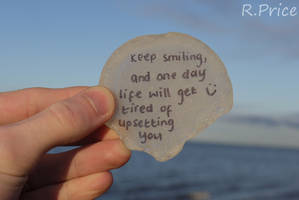 Keep Your Smile On by Rhiallom