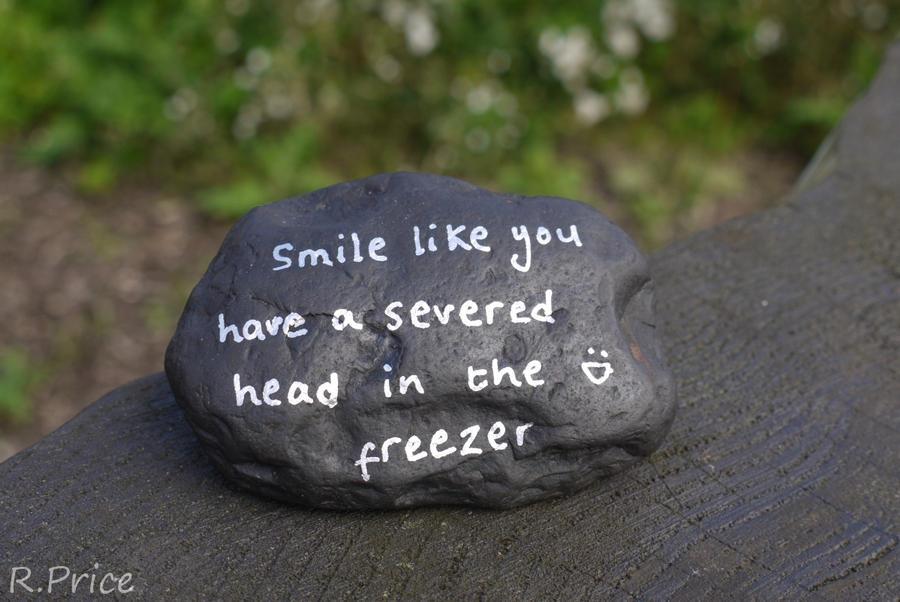 Frozen Heads by Rhiallom