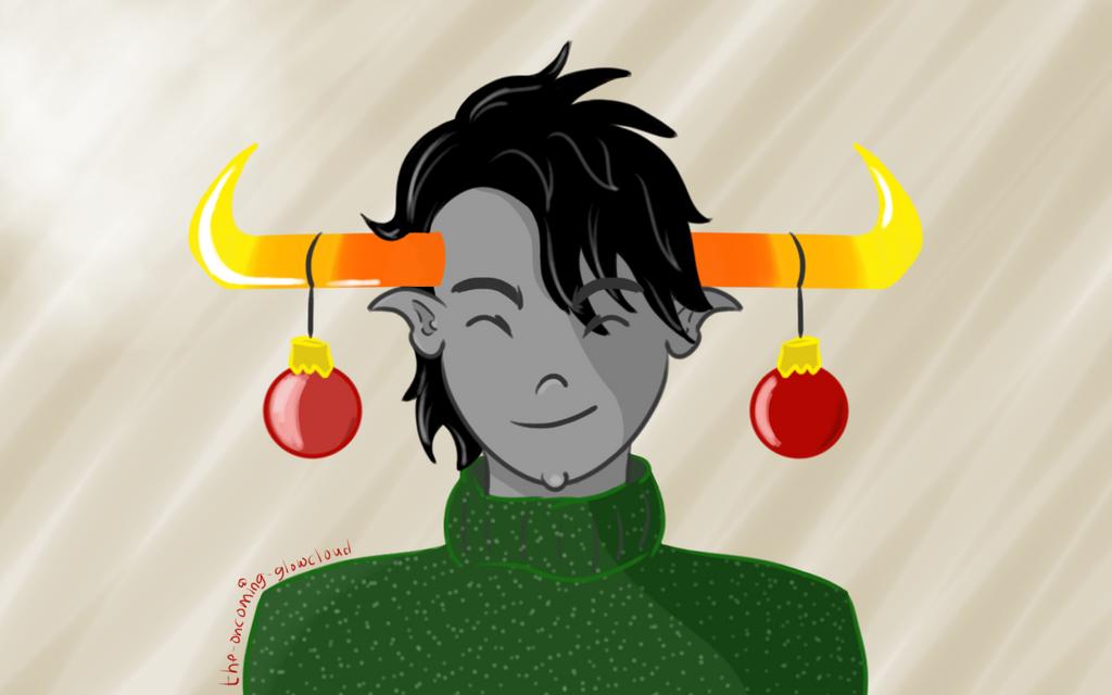 Christmas Tav by Rhiallom
