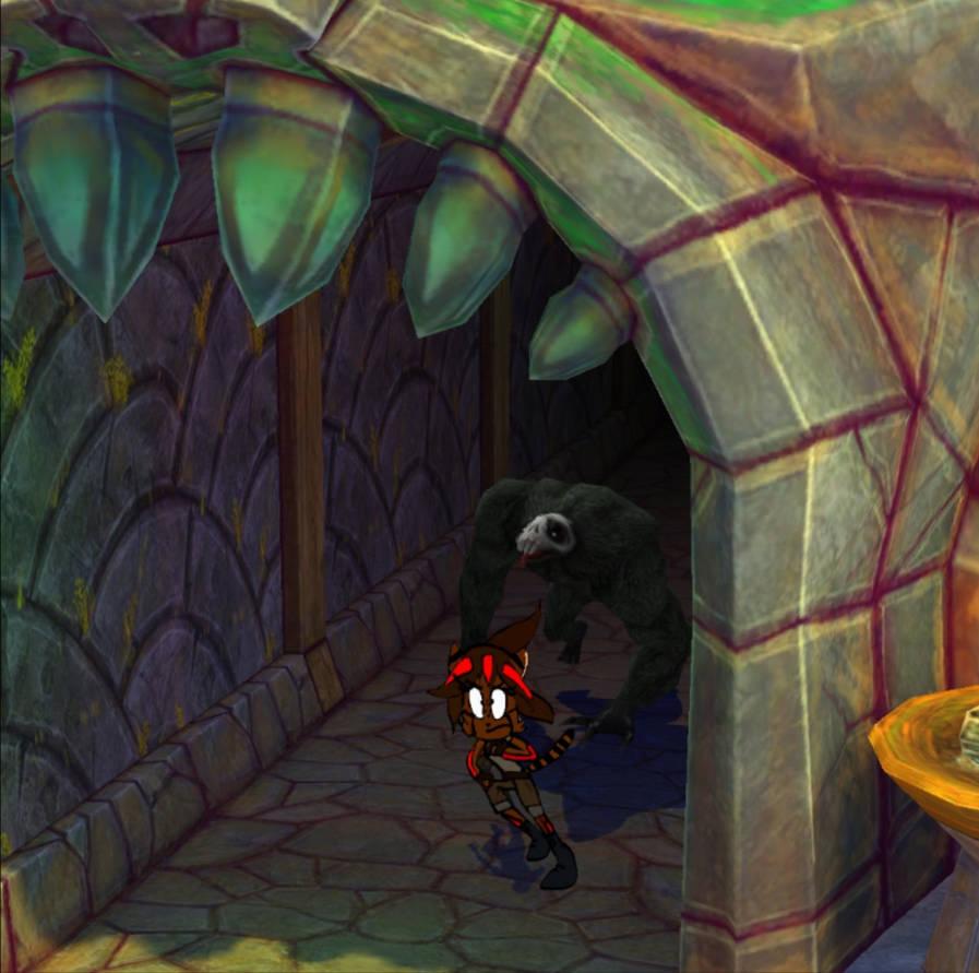 spiderman temple run games